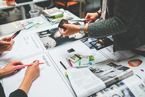 Aprenda quais são as áreas do web design