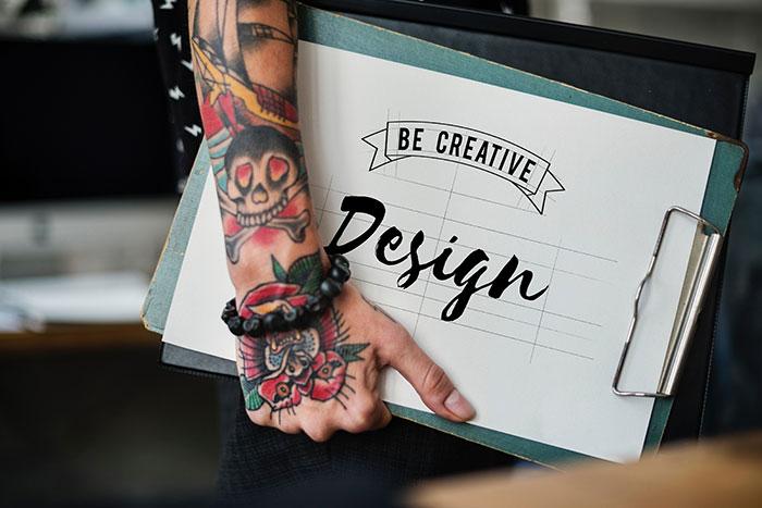 Qual o objetivo de quem trabalha com design gráfico?